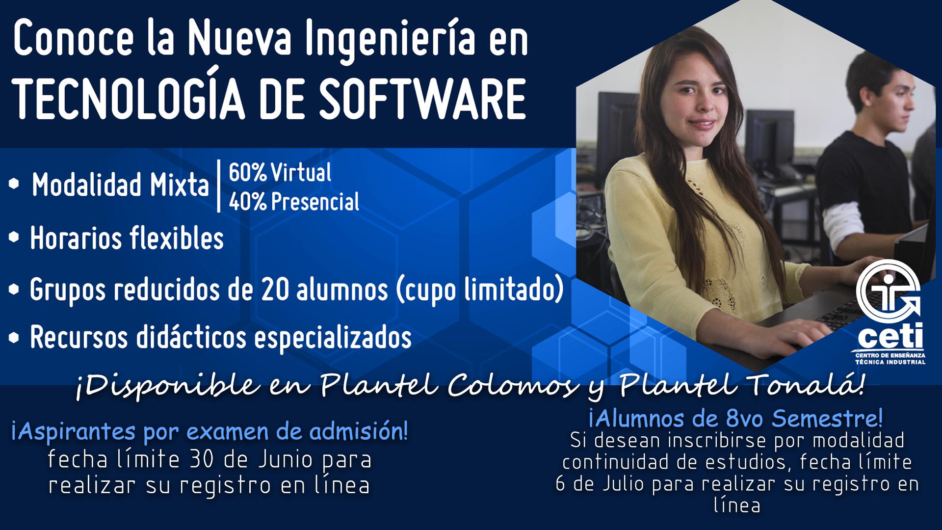 Tecnología de Software