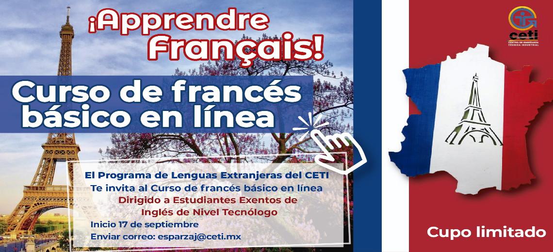 Curso Francés en Línea